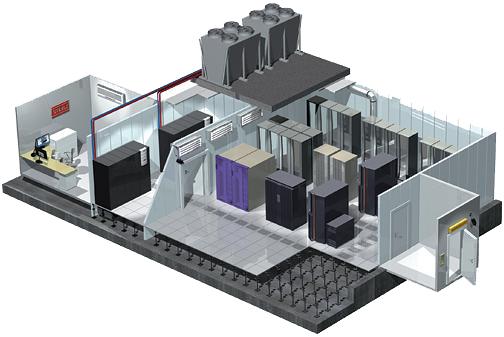 Data Center Solutions Ictn